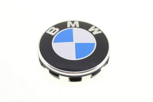 """""""BMW Genuine Wheel Center Caps 68 mm, a set of 4 pieces"""""""