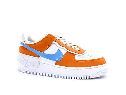 Nike Air Force 1 Shadow Chaussures de sport pour femme, multicolore, 38 1/3 EU