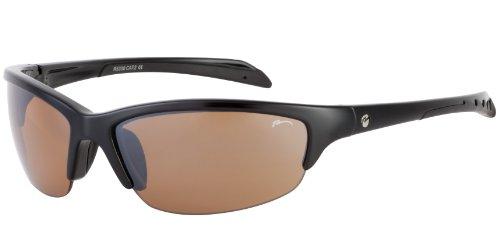 RELAX Gafas de Sol Deportivas Mujer Anteojos para el Sol R5330 Negro