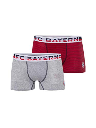 FC Bayern München Boxerpant 2er Set Kids, 176