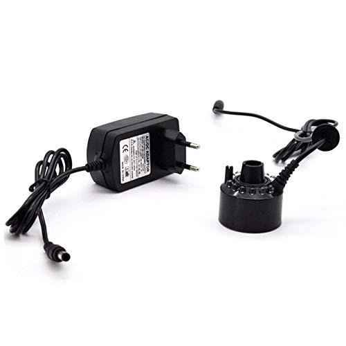 Naliovker 12 LED AC 100-240 V Industrielle Inkubator Luftbefeuchter Vernebler Nebelmaschine Trink Brunnen Teich Ultraschall Nebel Hersteller Eu Stecker