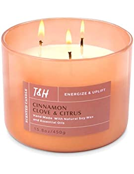 Best 3 wick scented candles Reviews