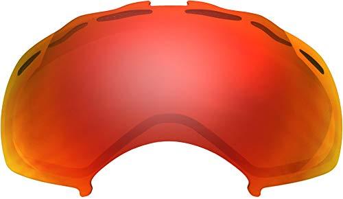 Zero Replacement Lenses for Oakley Splice Snow Goggle Red Mirror