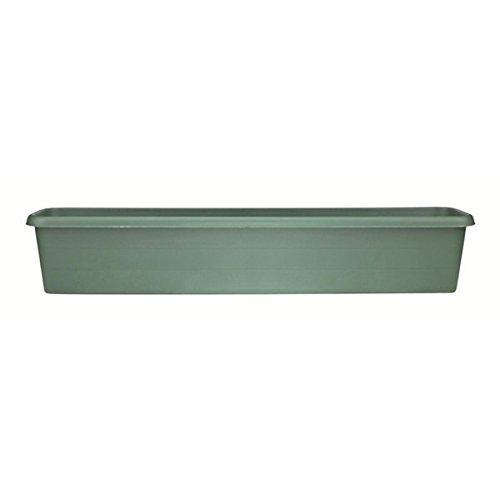 Stewart Plastics Ltd Altuna 2064019 - Planter 80 Centimetri Verde Scuro