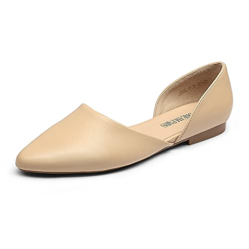 Top 10 best selling list for nude flat dress shoes