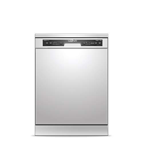Lloyd 13 Place Settings Standard Dishwasher (LDWF13PSE1DD, Silver)
