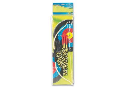 Toy Company 50220 - Set de Arco y Flecha India (7 Piezas, 48 cm) [Importado de Alemania]