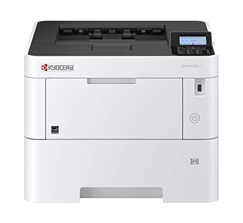 Kyocera Klimaschutz-System Ecosys P3145dn/KL3 Laserdrucker. 3 Jahre Kyocera Life vor Ort Service. Schwarz-Weiß, Duplex-Einheit, 45 Seiten pro Minute mit Mobile-Print-Funktion