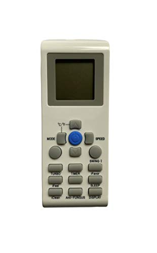 Upix® AC Remote No. 171, Compatible with Reliance Reconnect AC Remote Control - Old Remote Functions Must be Exactly Same