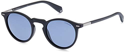 Polaroid PLD 2086/S Sunglasses, MTT Black, 47 Mens
