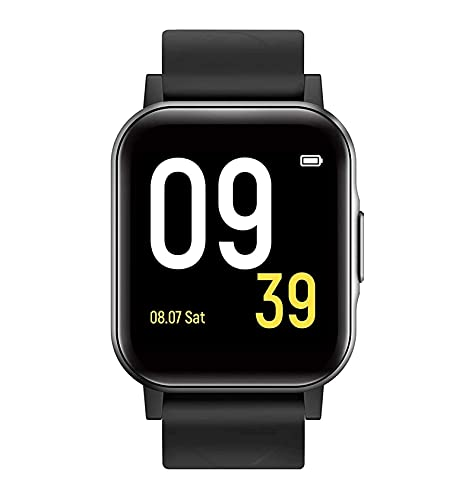 YQCH Smart Watch Fitness Tracker con Todo el día Monitor Sleep Quality Tracker IP68 Pantalla táctil Impermeable para teléfonos Android del iPhone