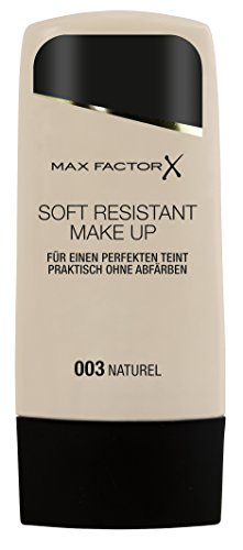 Max Factor Soft Resistant Make-up 3 Naturel, 1er Pack (1 x 35 ml)