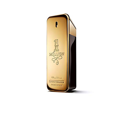 Amazon.com : Paco Rabanne 1 Million for Men Edt Spray 3.4 Fl Oz : Eau De Parfums : Beauty $48.75