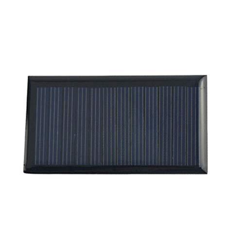 LeftSuper 2 pz/Set Pannello Solare 12V Volt Caricabatterie per telefoni cellulari 12V dc Mini Kit Solare Fai da Te per Auto Bus Camper Ricarica Batteria Esterna