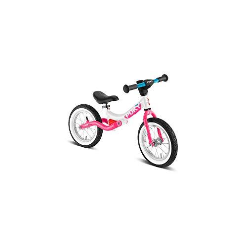 Puky Laufrad LR Splash mit Aheadset-Vorbau weiß/pink 4085 Lernlaufrad