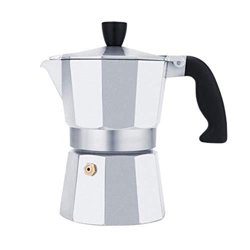 RenShiMinShop Moka Pentool Piano Kookmachine voor het koffiezetapparaat en koffie in Italiaanse stijl espresso machine stempel A Mano Moka Pot
