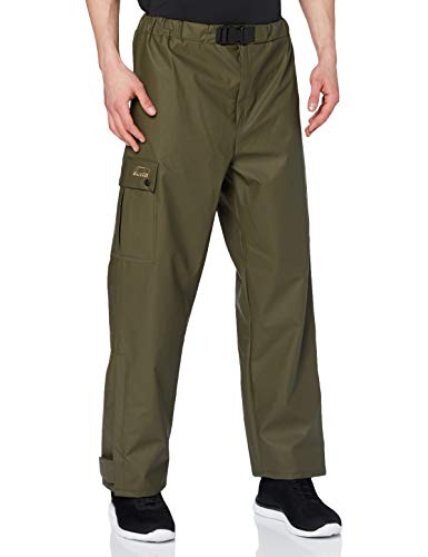 Baleno Cartouche / 5793 Pantalon de pluie Homme Vert XL