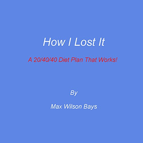 How I Lost It cover art