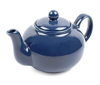 RSVP Chai 16-ounce Teapot (Blue)
