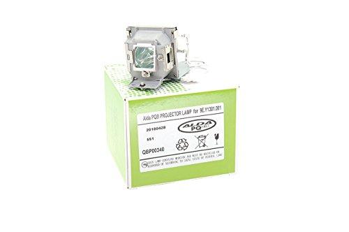 Alda PQ-Premium, Lámpara de proyector Compatible con 9E.Y1301.001 para BENQ MP512ST, MP522ST, MP522, MP512, MP521 Proyectores, lámpara con Carcasa