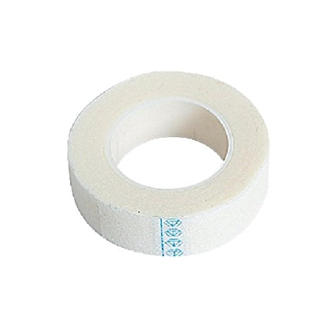 文明化する経営者側溝まつげエクステ 下まつげ(下まつ毛)保護テープ サージカルテープ (1個)