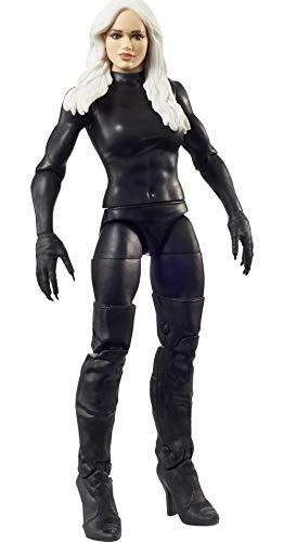 WWE Figura básica 35, muñeco articulado de juguete (Mattel GTG39)