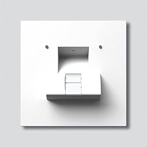 Siedle&Söhne Fingerprint-Modul FPM 611-02 W Weiss Vario;Vario-Bus Zutrittskontrollsystem 4015739421589