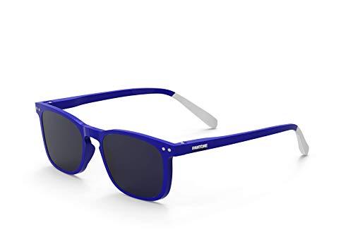 Pantone Gafas de sol N°3 azul