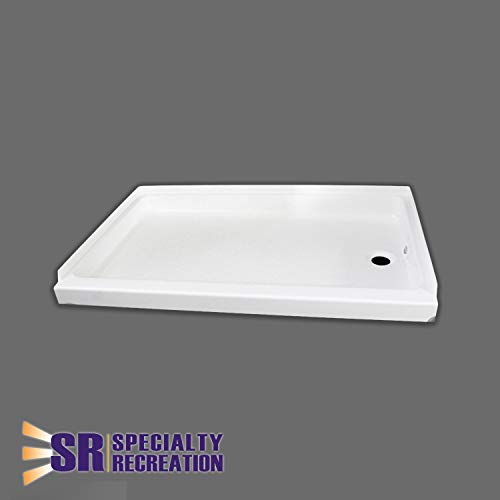 Shower Pan 24 X 32 White