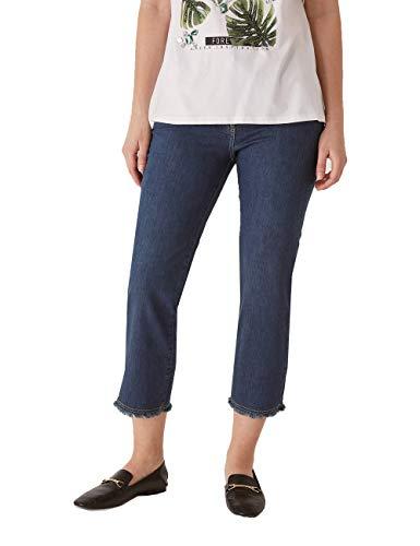 Elena Mirò: Jeans Cropped Blu. 46 (37)