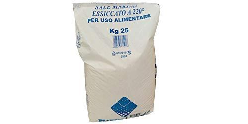 SALE GROSSO AD USO ALIMENTARE PIAZZOLLA SALI SACCO 25 KG