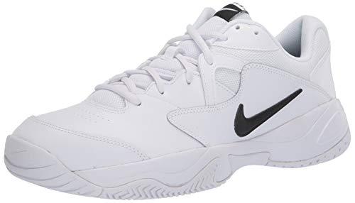 Nike Court Lite 2, Zapatillas de Tenis para Hombre, Blanco (