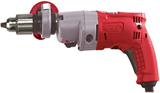Milwaukee 5371-21 1/2-Inch Magnum Dual Torque Hammer-Drill, 0-1000/0-2500 RPM Kit with Heavy-Duty Plastic Case