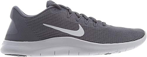 Nike Women's Flex 2018 RN Running Shoe (8.5 M US, Cool Grey/Cool White)