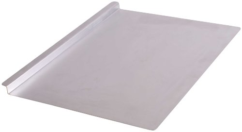 Winco Cookie Sheet, 20-Inch by 14-Inch, Aluminum