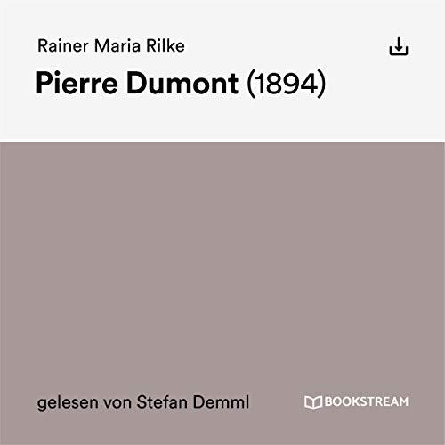 Pierre Dumont Titelbild