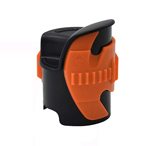 Motorradgabel-Reparaturwerkzeug, Motorrad Dichtungsreiniger, Motorradgabelreiniger, Frontdichtung Sauberer Ölreiniger, Reparaturwerkzeug für Stoßdämpfer 45-55 mm,Orange