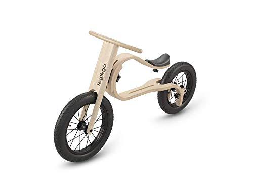 leg&go 3in1 Balance Bike Laufrad Kinderrad
