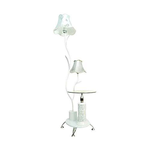 GLXLSBZ Lámpara de pie con protección para los Ojos, Sala de Estar, Dormitorio, Estudio, Lectura, cabecera, lámpara de Mesa Vertical Led, lámpara de Mesa Vertical con luz Minimalista