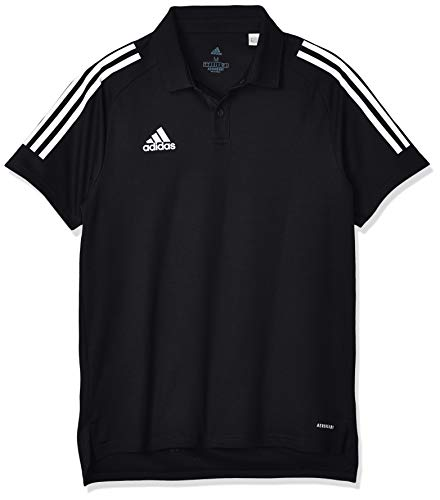 adidas Con20 T-Shirt Black/White XL