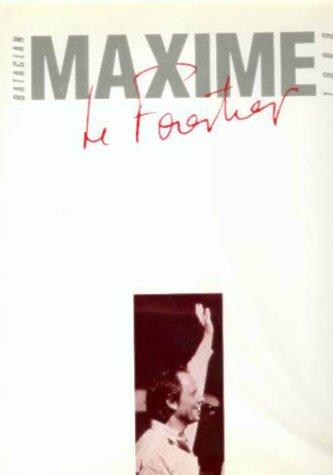 Partition : Le Forestier Maxime, sagesse du fou p/v/g