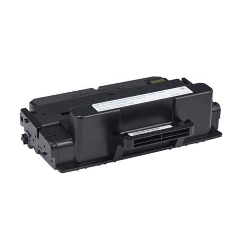Dell DEL21194 - Cartucho tóner, Capacidad 10000 páginas, Color Negro