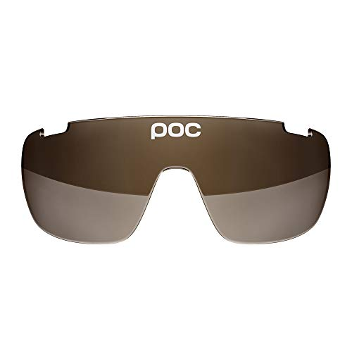 POC, Unisex - Adulto, DOBL5110, Marrone / Argento (brown/Silver mirror), taglia unica