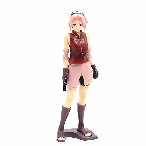 SYLYCS Anime Naruto Haruno Sakura Grand Assembly Figura De Pie Figura PVC...