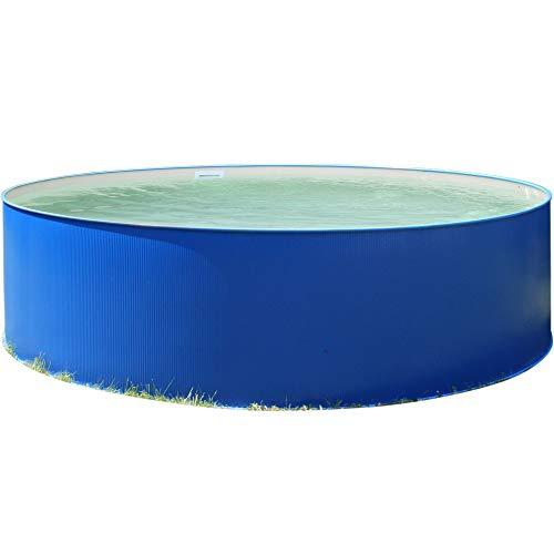 Planet Pool Rundbecken 300x90cm BLAU