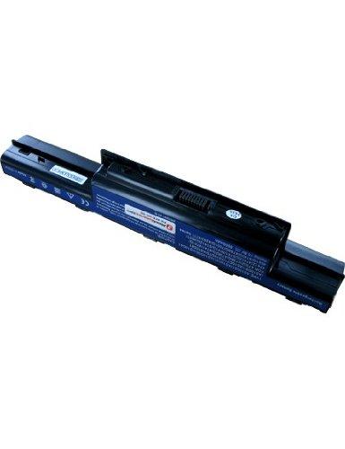 Batterie pour ACER ASPIRE 4551, Haute capacité, 10.8V, 6600mAh, Li-ion