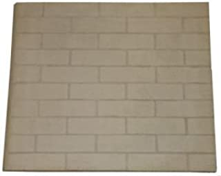 Set of Two Fireplace Replacement Panels (24