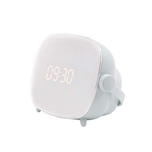 Thang Wake Up Lichtwekker, led-nachtlampje, sfeerlicht met dimmer en touch-sensor, haak design voor op de camping, romantische geschenken