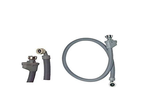 Wasserstopp-Zulaufschlauch Sicherheitszulaufschlauch, 2,50 m, 3/4, Aquastop, für Waschmaschine und Geschirrspüler, Universell