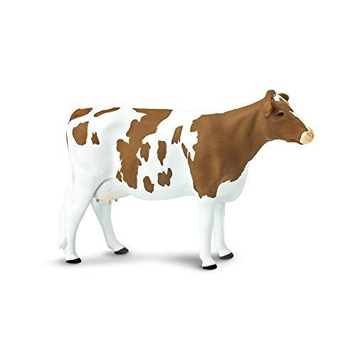 Safari- Vaca Ayrshire Animales, Multicolor (S162129)